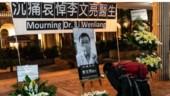 Li Wenliang, le lanceur d'alerte réhabilité
