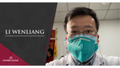 Dr. Li Wenliang was at ground zero of the coronavirus outbreak. He was silenced for trying to alert colleagues about the seriousness of the disease, subsequently contracted Covid-19 from a patient he was treating and died of the illness on February 7th.