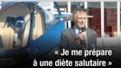 """B. Guimbal (Hélicoptères Guimbal) : """"Je me prépare à une diète salutaire"""""""