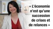 """L. Pottier Caudron (Temporis) : """"L'économie n'est qu'une succession de crises et de relances"""""""