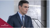 Spanish Prime Minister Pedro Sánchezhas ploughed billions of euros into the country's economy in order to safeguard public health and protect workers during the coronavirus pandemic - the country's central bank supports the stimulus, but warns that steps should be taken to address the associated debt.