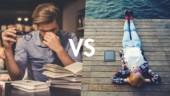 Le débat : travailler plus ou semaine de quatre jours ?
