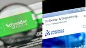 Schneider Electric et Dassault Systèmes : cap vers la tech