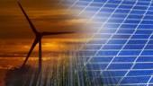 Les énergies renouvelables absorbent le choc