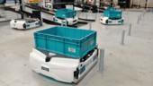 Exotec, la perle française de la robotique logistique, lève 90 millions de dollars et se tourne vers l'international