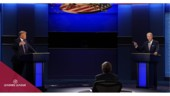 There have been some dire political debates of late, but Tuesday night's US presidential debate between Donald Trump and Joe Biden takes the biscuit.