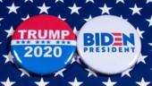 Trump vs Biden : la bataille financière en infographie
