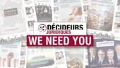 Lecteurs de Décideurs Juridiques: construisons ensemble la nouvelle formule!
