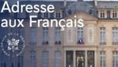 Retour du confinement : retrouvez les grandes annonces d'Emmanuel Macron