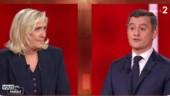Darmanin contre Le Pen : décryptage du débat