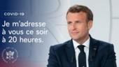 Confinement, écoles, attestations, vaccins : ce qu'il faut retenir de l'allocution d'Emmanuel Macron
