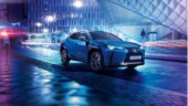 Lexus UX300E : électrique et urbaine