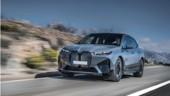 Essai auto : BMW iX XDrive50 100% vert