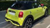 Essai auto : la mini Cooper S Cabrio