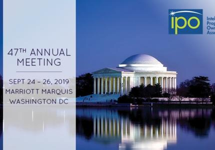 The IPO Annual Meeting: An IP event not to miss