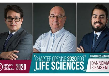 Brazil's Best Counsel 2020 - Chapter Opening: Life Scie...