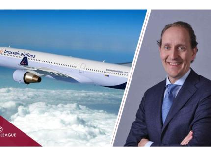Dieter Vranckx Likely New CEO of Brussels Airlines