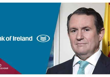 Bank of Ireland's Beltran Paredes: 'We want to be a lea...
