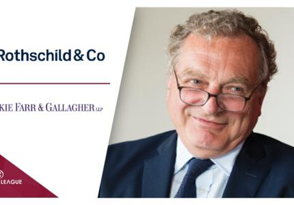 Rothschild & Co Confirms €1bn Fundraising for Five Arro...
