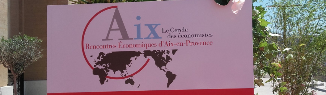 Un monde « de turbulences », chaotique et incertain, mais aussi riche en opportunités et porteur de promesses : tel était le sujet, cette année, des Rencontres économiques d'Aix. Décideurs y était.