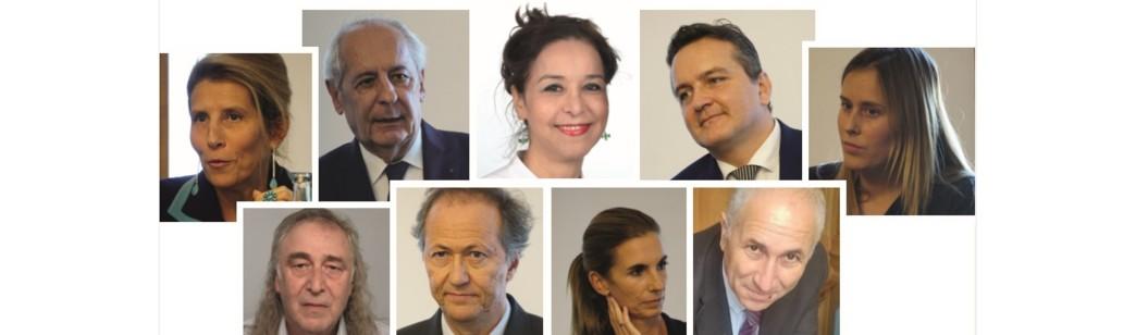Le 4 décembre prochain, les avocats parisiens seront appelés à voter pour élire leur futur bâtonnier et, le cas échéant son vice-bâtonnier. Alors que quatre candidats se présentent en binôme, le cinquième a quant à lui décidé de faire campagne seul. Qui succédera à Marie-Aimée Peyron et Basile Ader en 2020 ? Découvrez les cinq portraits des candidats.