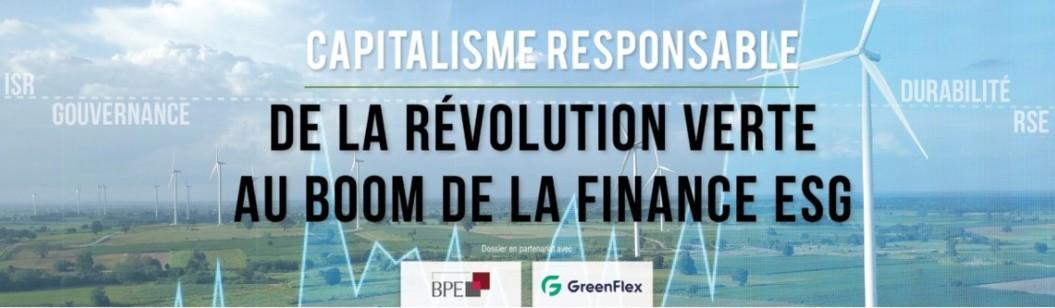 Les modèles économiques sont voués à se transformer pour faire face au dérèglement climatique. Le secteur privé a un rôle à jouer et certains acteurs s'engagent déjà. Au détriment de leur croissance ? Bien au contraire.
