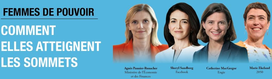 Si la parité n'est pas encore une réalité dans la plupart des pays, des femmes réussissent à briser le plafond de verre. CEO, entrepreneures, scientifiques, politiques… Décideurs magazine met en avant des succès féminins parmi les plus inspirants.