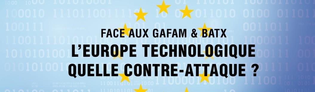 Dans la guerre sans merci que se livrent les entreprises de la tech, les États-Unis et la Chine creusent l'écart. Mais l'Europe n'a pas dit son dernier mot.