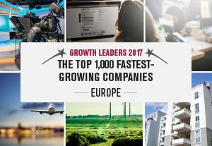 Growth Leaders ranking Europe
