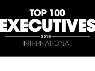 Top 100 Executives - International
