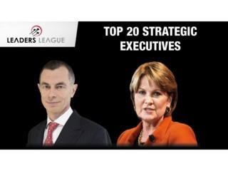 Top 20 Strategic Executives