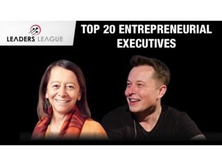 Top 20 Entrepreneurial Executives
