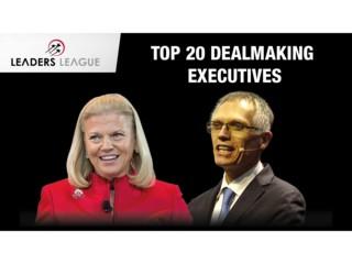 Top 20 Dealmaking Executives