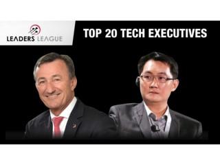 Top 20 Tech Executives