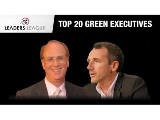 Top 20 Green Executives